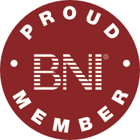 Proud Member of BNI